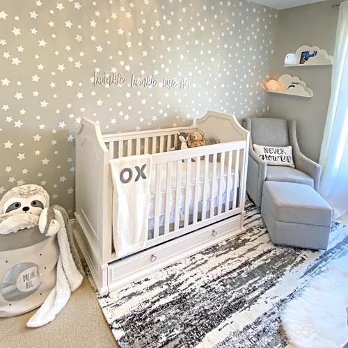 New Nursery On A Budget